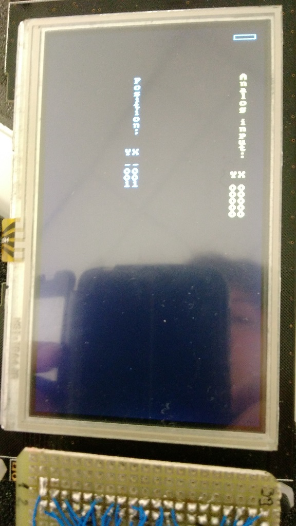 STM32 F7 - Discovery rotate screen - emWin related - SEGGER - Forum